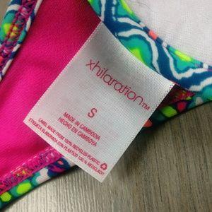 Xhilaration Swim - Xhilaration Target Neon Bikini Bathing Suit Top